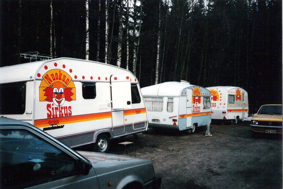 Circus-on-tour
