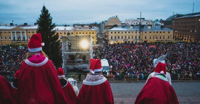 Aleksin joulukadun avajaiset!